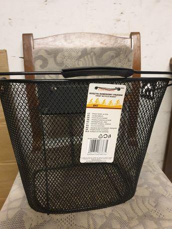 Koszyk na rower zakupy z mocowaniem