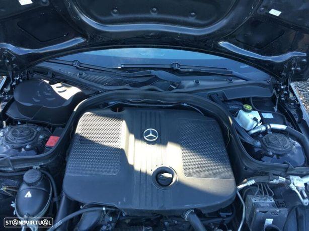 Motor Mercedes W212 E250Cdi W204 C250Cdi 204cv 651911 Caixa de Velocidades Automatica + Motor de Arranque  + Alternador + compressor Arcondicionado + Bomba Direção