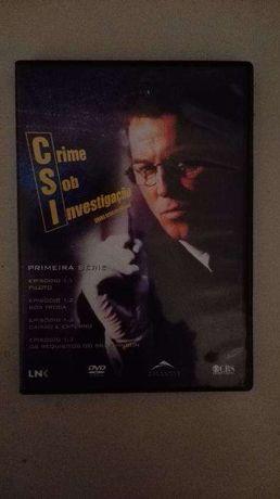 "DVD C.S.I. Las Vegas "" 1ª temporada - 4 episódios"""