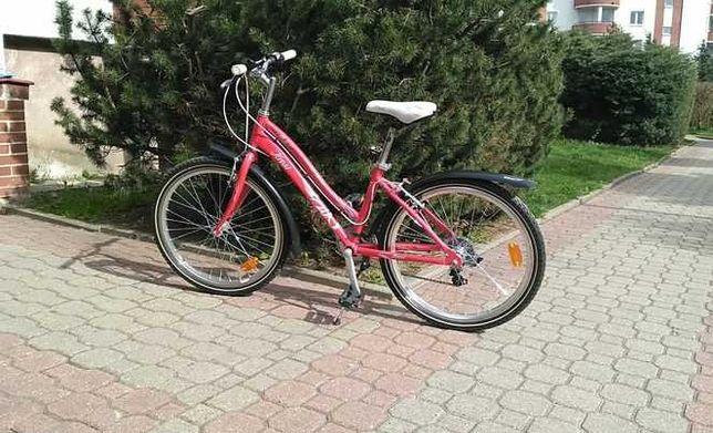 rower dla dziewczynki Kross 24 cale