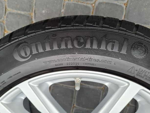 Opony Continental ContiWinterContact TS830P - 255/50/19