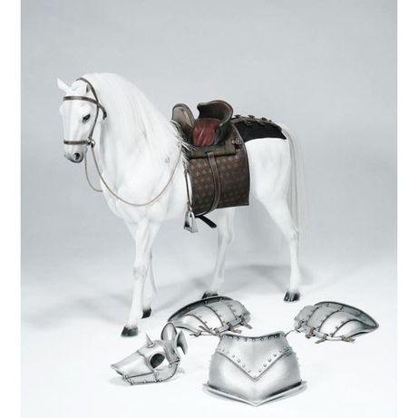 Cavalo escala 1/6 de Alta Qualidade