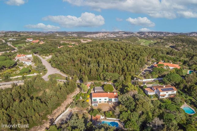 Quinta entre o Belas Club de Campo e o Golf Lisbon Sports Club