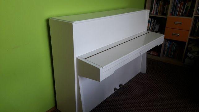 Pianino Legnica Białe