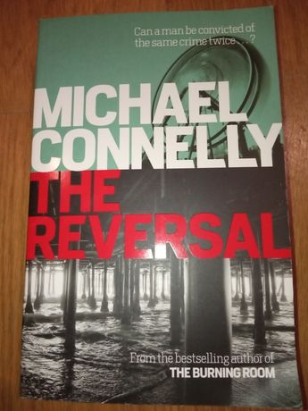 Michael Connelly The Reversal English angielski