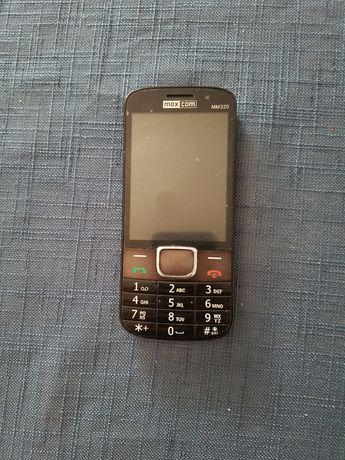 Telefon komórkowy maxcom 320 kupiony 24 grudnia 2019