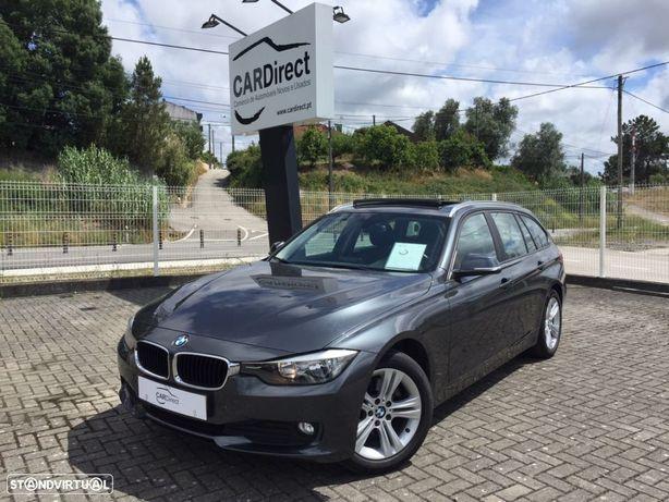 BMW 320 d Touring Auto Exclusive