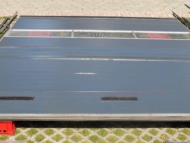 Brama panelowa, segmentowa ,garażowa 393x394cm