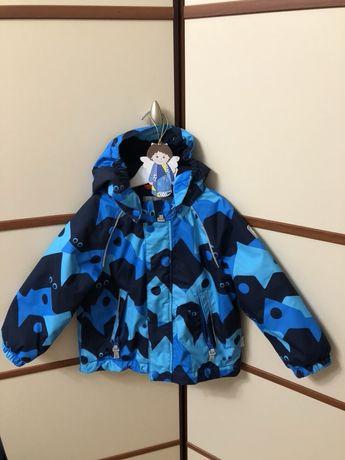 Куртка Reima Tec, Lenne 92 см, 98 см