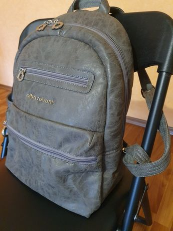 Alba Soboni рюкзак серый