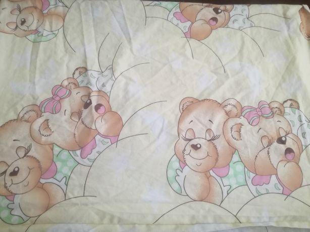 бортики,постельное на детскую кроватку