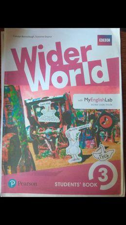 Друк англійської Wider Word 3