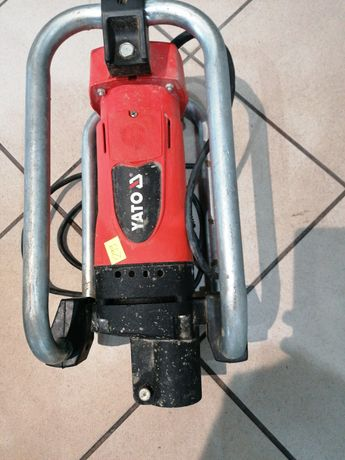 Wibrator do betonu Yato