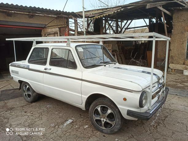 Авто Заз 968 запорожец