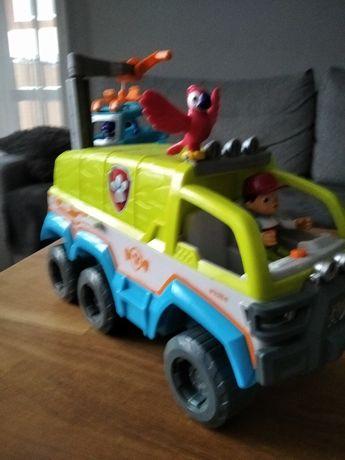 Pojazd Psi Patrol