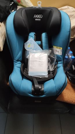 Fotelik RWF AXKID Minikid 2.0 petrol