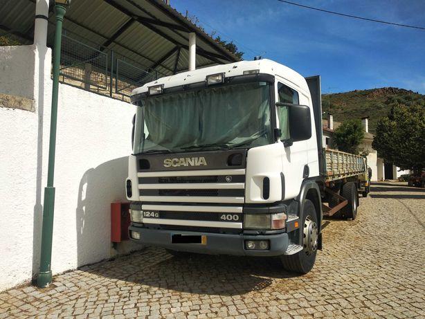 Camião Scania 400