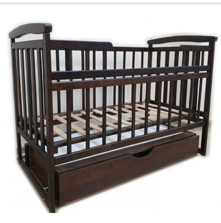Детская кроватка маятник (весь комплект)