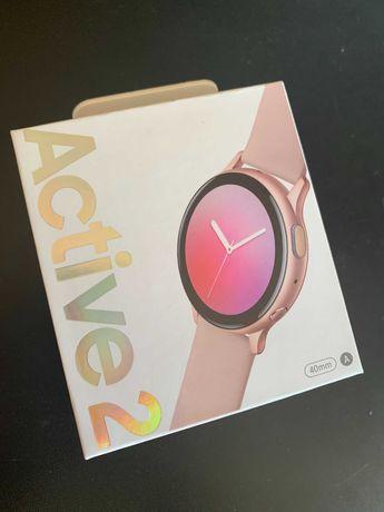 Samsung Watch Acitve2 - Novo - Garantia 2 anos