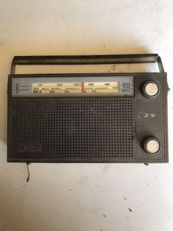 Stare zabytkowe radio Unitra Rzeszów Radio Dana MOT 728-2