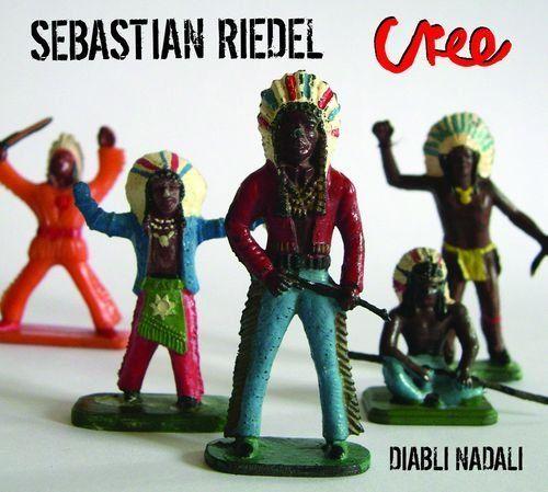 CD Sebastian Riedel & Cree - Diabli nadali