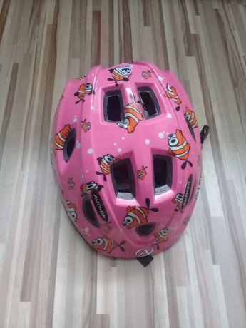 Kask dziecięcy rowerowy/rolkowy