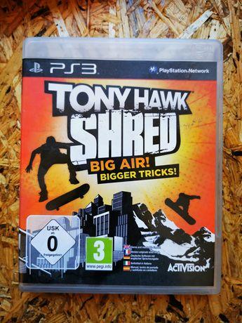 Gra PS 3 Tony Hawk wraz z deską