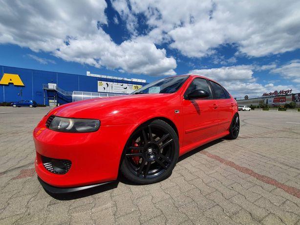 Seat Leon Cupra R benzyna /gaz . Zamiana