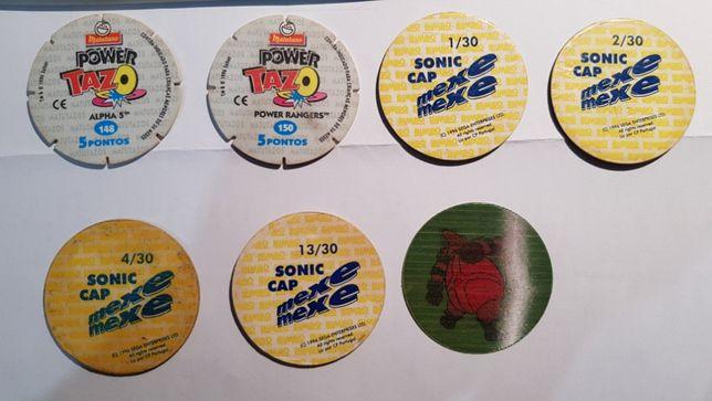 Tazos Sonic CAP / Matutazos Matutano