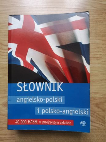 Słownik angielsko-polski pl-ang