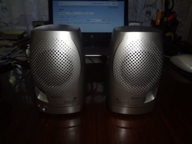 Портативные колонки Japan Sony SRS-17 Speaker System
