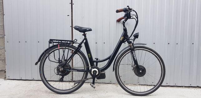 Електровелосипе із Європи,  электровелосипед bafang