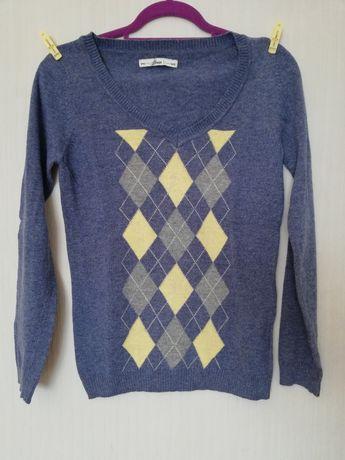 Sweter w serem House 40 L