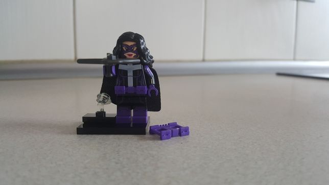 Saszetka Lego minifigures DC