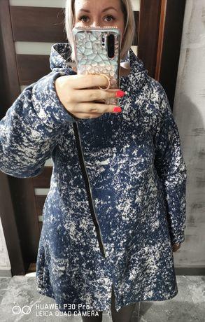 Długa bluza/ płaszczyk 50-52