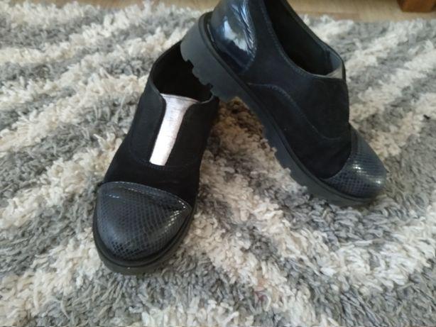 Туфли кожа р.35