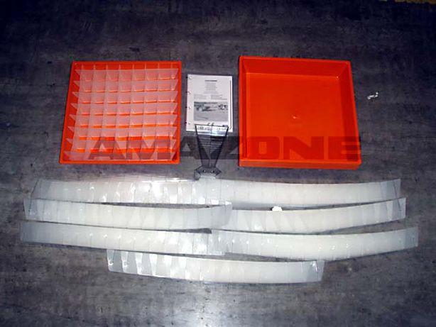 Zestaw próby kręconej Amazone pojemnik kuweta ZA-M ZA-TS ZG-B ZA-V