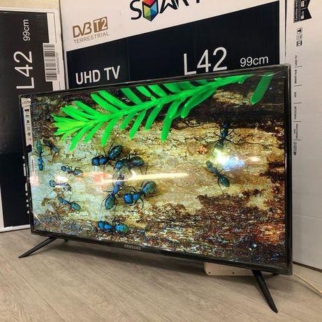 Телевизор самсунг 32 дюйма Samsung Smart Tv T2 wifi Led TV Full HD