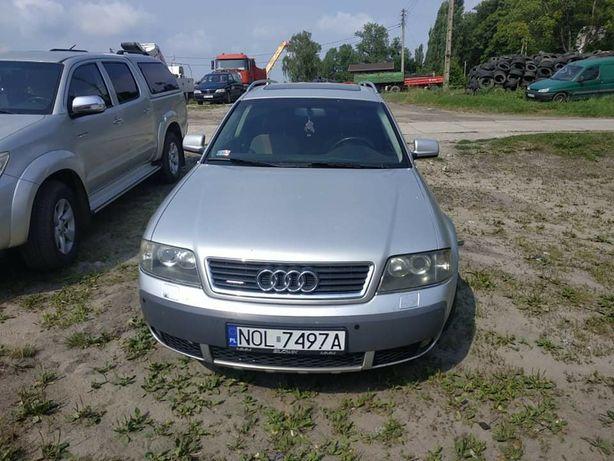 Sprzedam / zamienie Audi a6 c5 4.2 allroad 2004