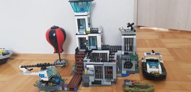Lego policja z więziennej wyspy