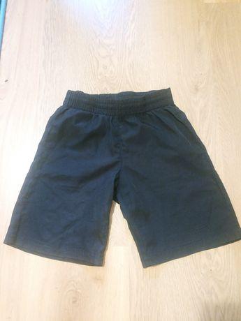Черные шорты на мальчика 3-4 года летние лёгкие
