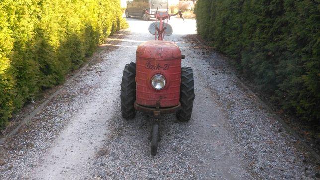 Traktorek dzik 21