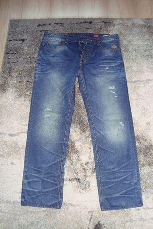 Spodnie Jeansowe Diverse L