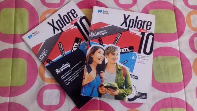 Manual de Inglês 10ºano - Xplore