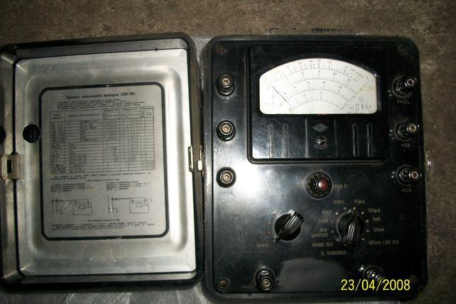 прибор АВО-5М1