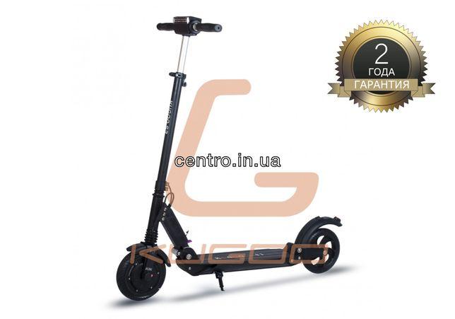 Оригинал Электросамокат Kugoo S3 Black Черный Куго С3 / Jilong