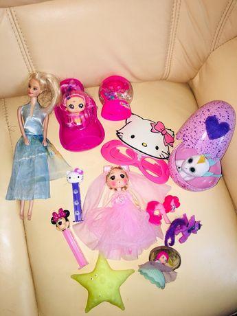 Куклы барби, игрушки