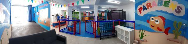 Festas de aniversário para crianças - Amadora - S.Brás