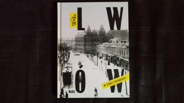 książka-album Lwów w starej fotografii — NOWA, o Lwowie