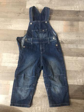 Джинсы джинсовый комбинезон на мальчика на девочку